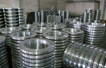 ASTM A105 Flanges in Stock (ASME B16.5)