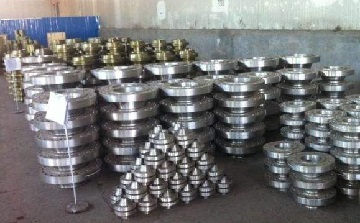 A105 flanges in stock