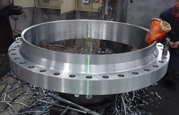Custom-Design Weld Neck Flange | ASTM A105 | South Africa