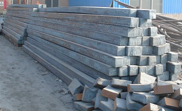 ASTM A105 square bars