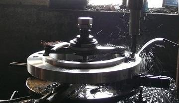 bolt hole drilling