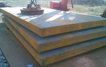 ASTM A516 Gr. 65 plates