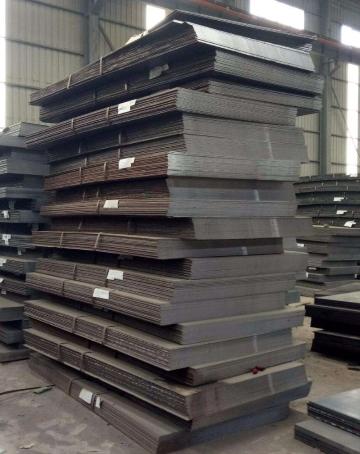 ASTM A203 Grade A nickel-alloy steel plates