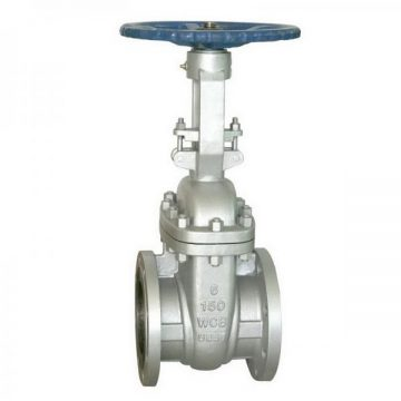 API 600 Flanged Gate Valve