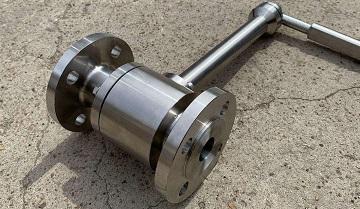 ASTM A350 LF3 ball valve body