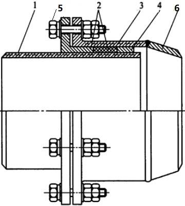 Reducing-type rotary compensator