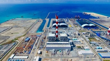 Vinh Tan thermal power plant