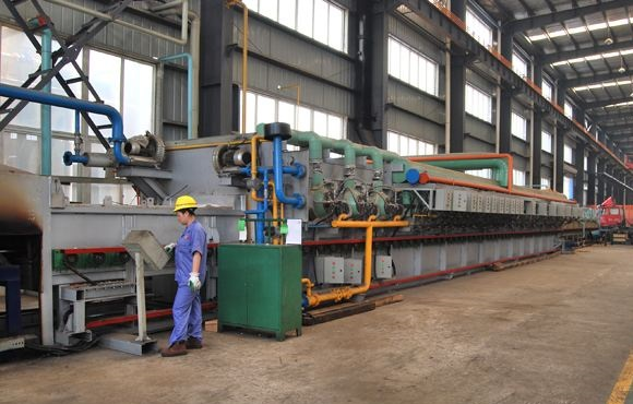 Bright annealing furnace for ss tubing
