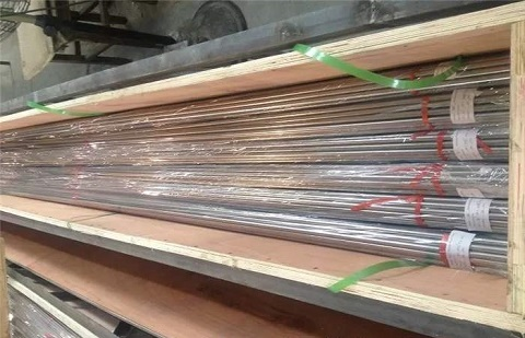 TP316/TP316L dual certified tubing