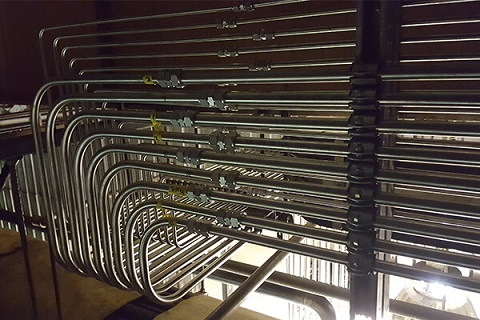 Stainless steel instrumentation tubing