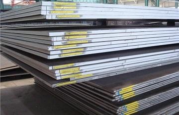 ASTM A203 Gr.D | 3.5%Ni Steel Plates