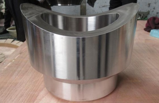 ASTM A182 F60 nozzle