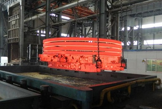 Quenching duplex flanges