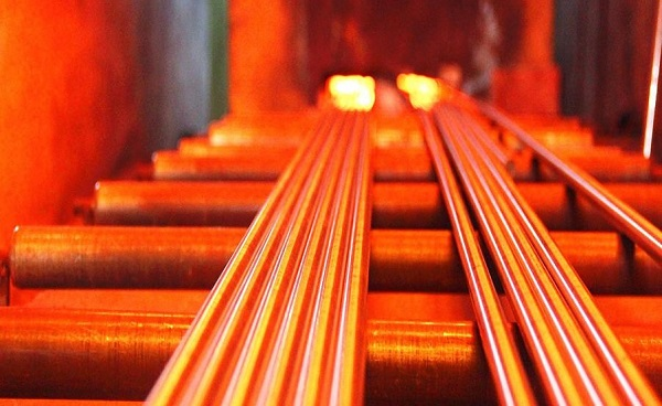 Solution annealing of S32760 tubing