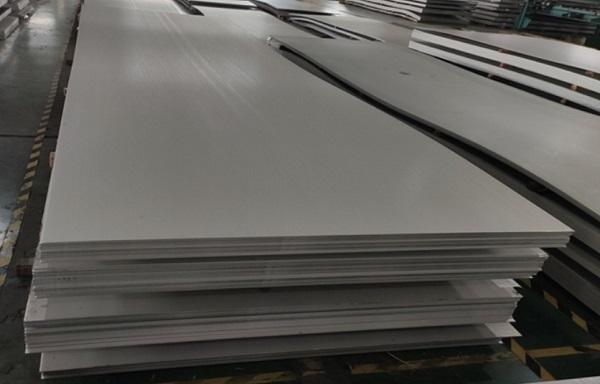 ASTM A240 Type 316Ti plates