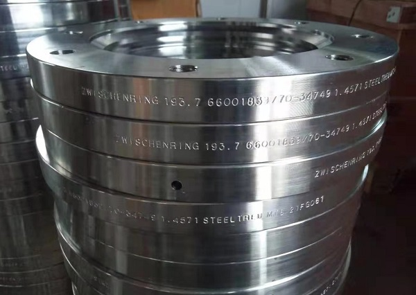 1.4571 plate flanges