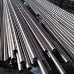 ASTM B338 Gr.2 titanium tubing