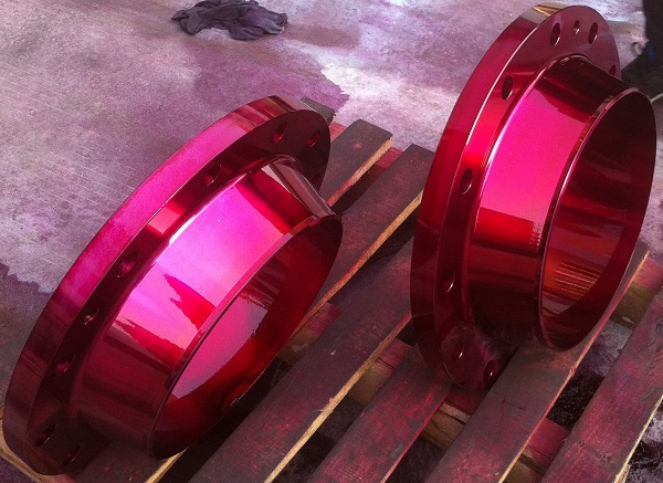 LPT for SS304 flanges