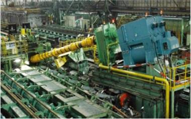 Piercing mill