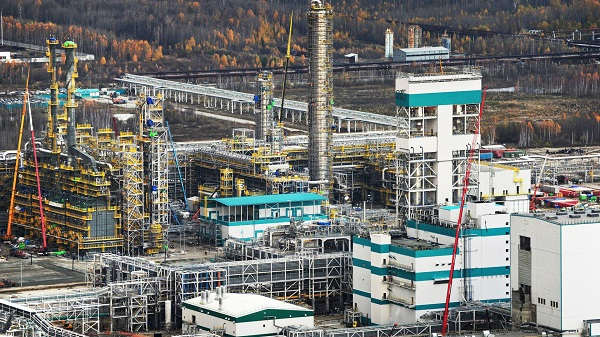 PDH plant, Russia